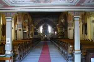 Czersk, kościół pw Marii Magdaleny, źródło: wikipedia.org