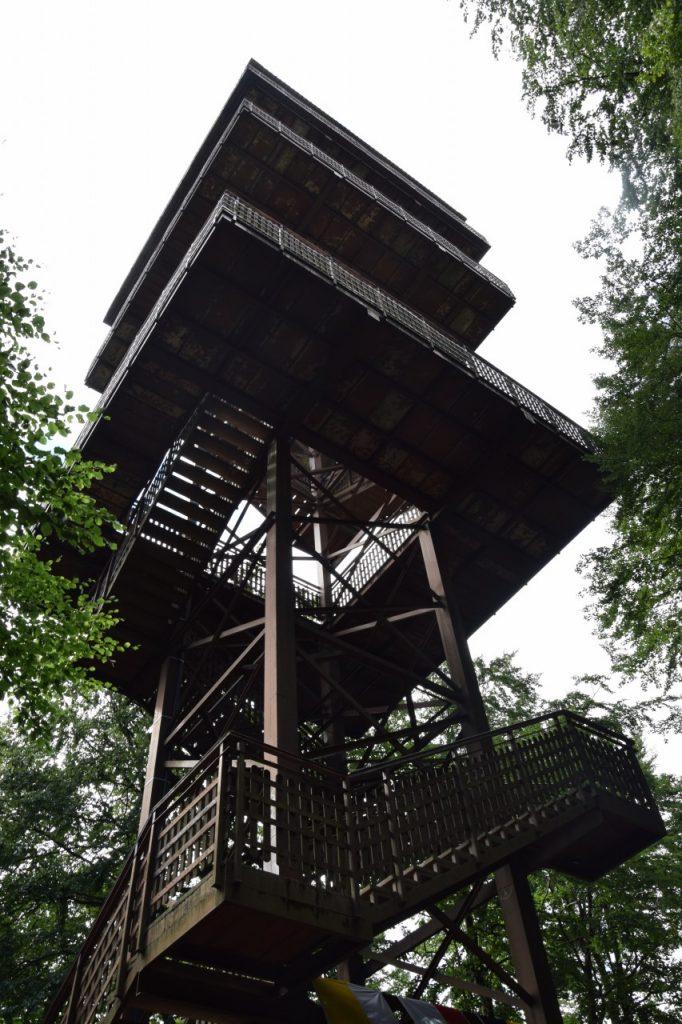 Wieżyca - wieża widokowa 2
