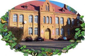 Człuchów, dawna szkoła specjalna dla dzieci głuchoniemych (obecnie: Zespół Szkół Agrobiznesu), źródło: facebook.com
