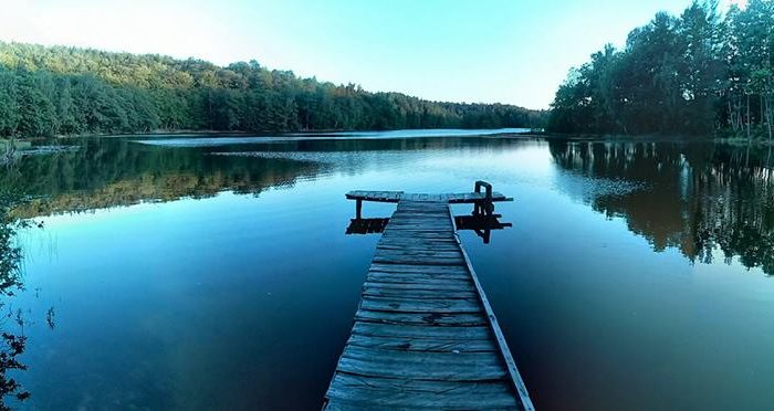 Wejherowo - Krokowa, Jezioro Dobre – raj dla wędkarzy
