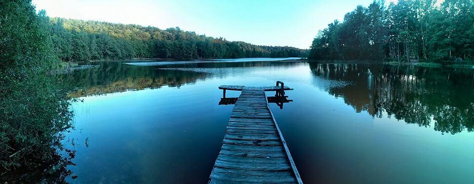 Fot.: Jezioro Dobre, źródło: Facebook/Kaszubskie krajobrazy