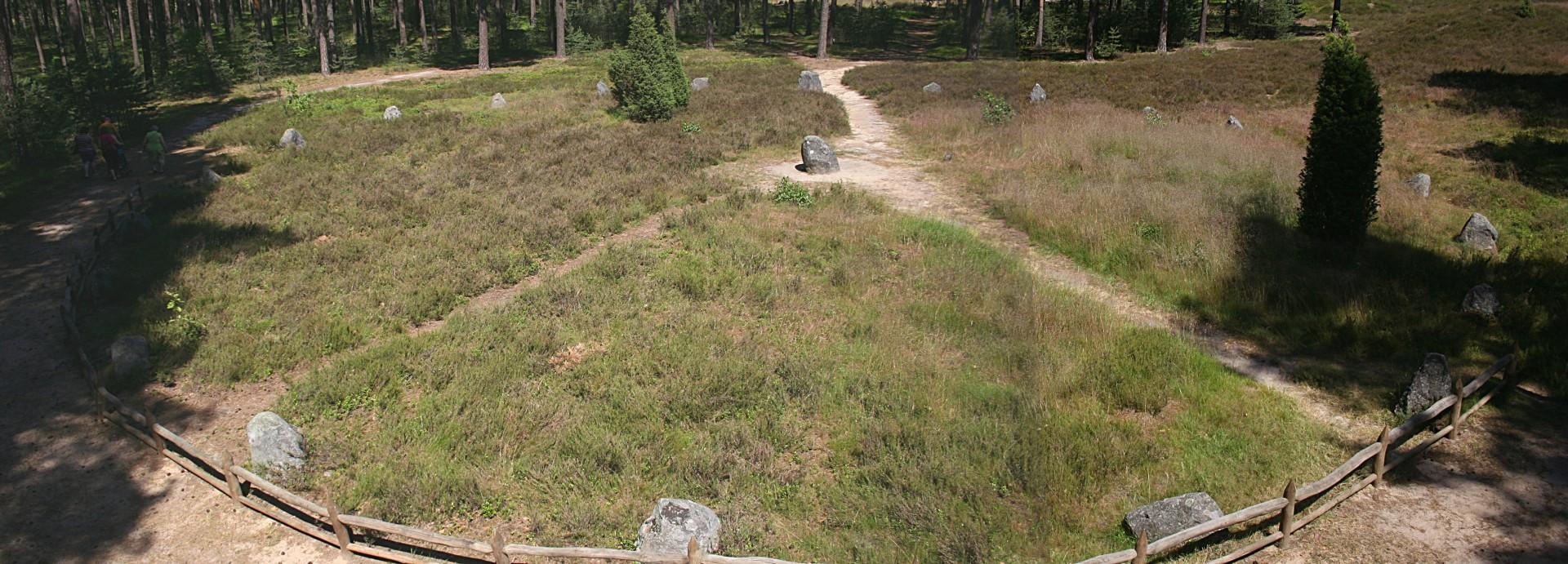 Chojnice i okolice. Kamienne Kręgi w Odrach 1
