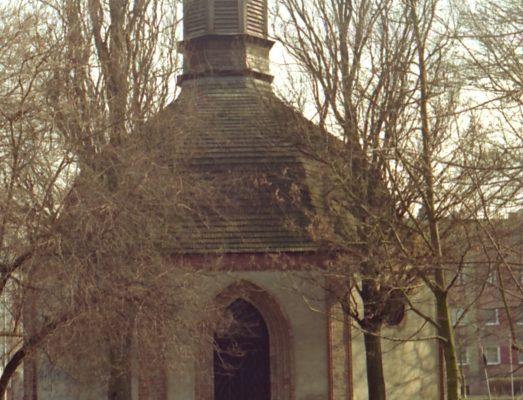 Słupsk, Kaplica św. Jerzego. Kaplica szpitalna niosąca pociechę