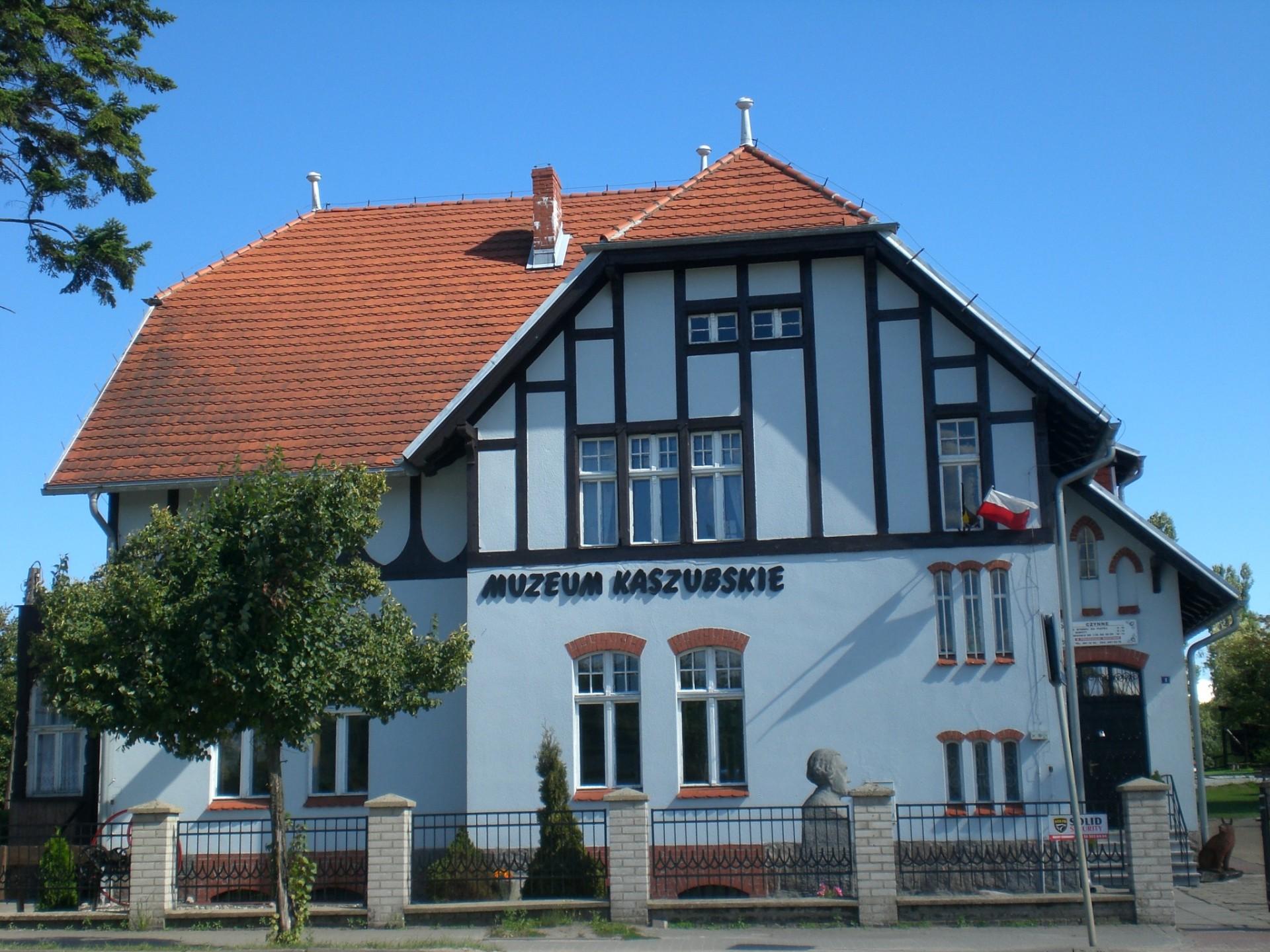 Kartuzy. Muzeum Kaszubskie. Poznaj historię, życie, pracę, sztukę, zwyczaje Kaszubów