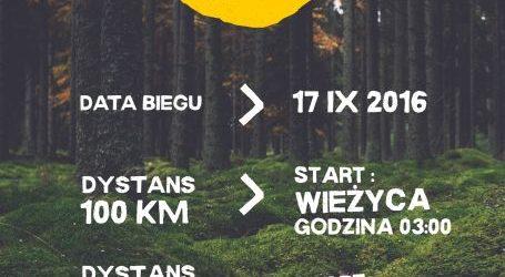 Ultramaraton Kaszubska Poniewierka, Sopot-Wieżyca-Koszałkowo