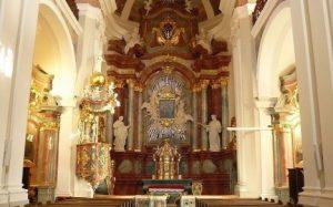 Chojnice, kościół pw. ZNMP, źródło: wikipedia.org