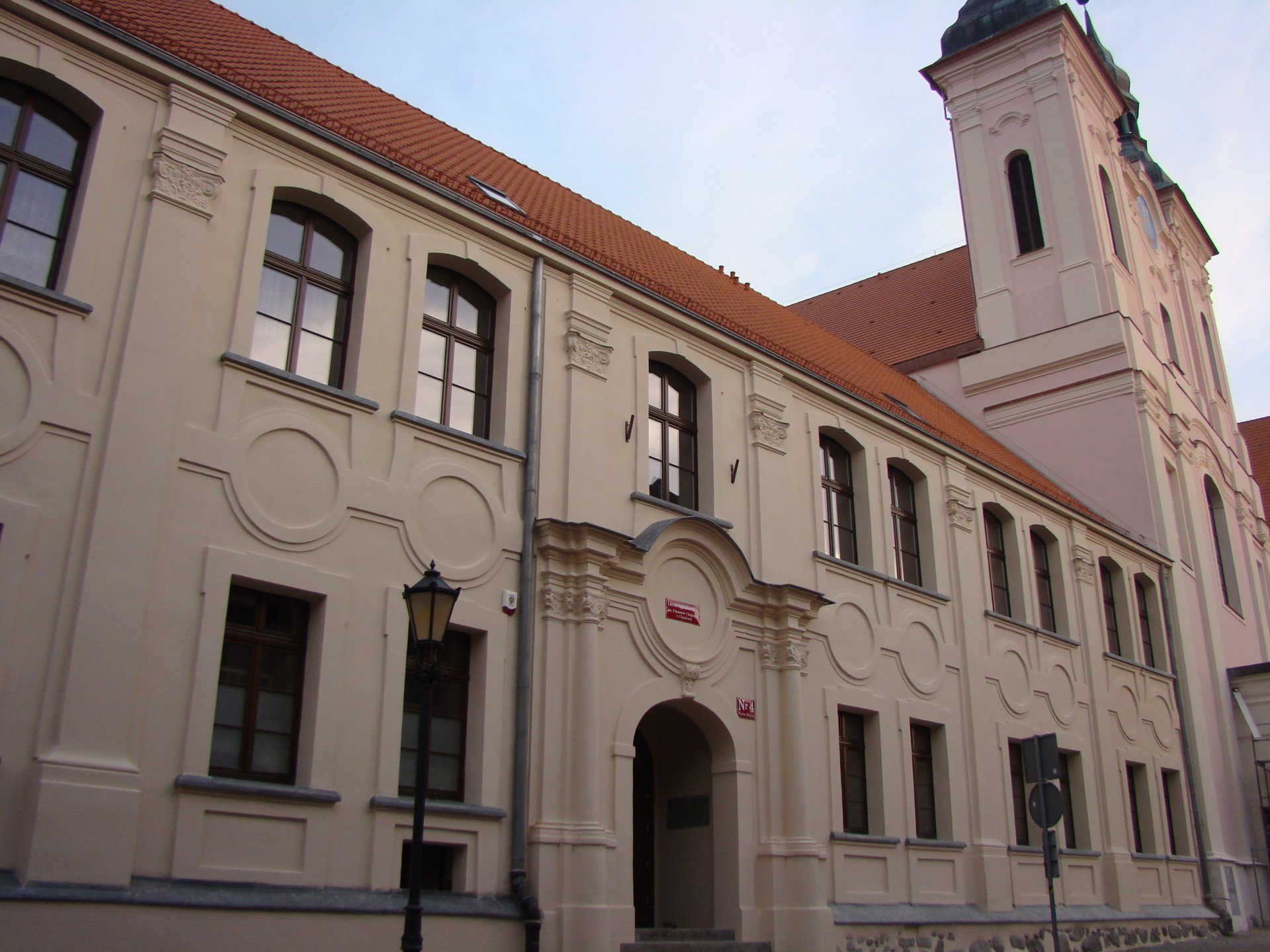 Chojnice, kościół pw ZNMP, źródło: wikipedia.org