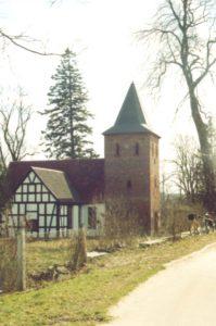 Kościół w Charnowie Źródło: Wikipedia.org Autor: Maria Golinski