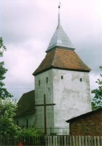 Kościół w Swołowie pw. Wniebowzięcia NMP Źródło: Wikipdia.org Autor: Maria Golinski