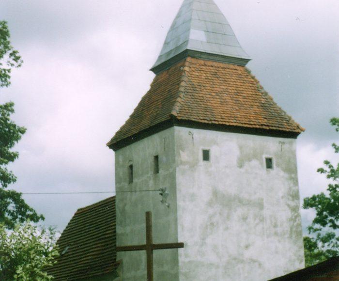 Swołowo. Kościół z XV wieku