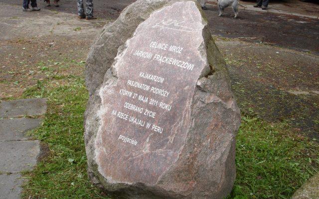Kolano. Centrum Wypoczynkowe Wieżyca, kąpielisko i pamiątkowy kamień