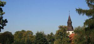 Konarzyny, kościół pw św. Piotra i Pawła, źródło: facebook.com.