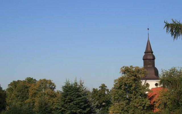 Konarzyny. Kościół pod wezwaniem Świętych Piotra i Pawła