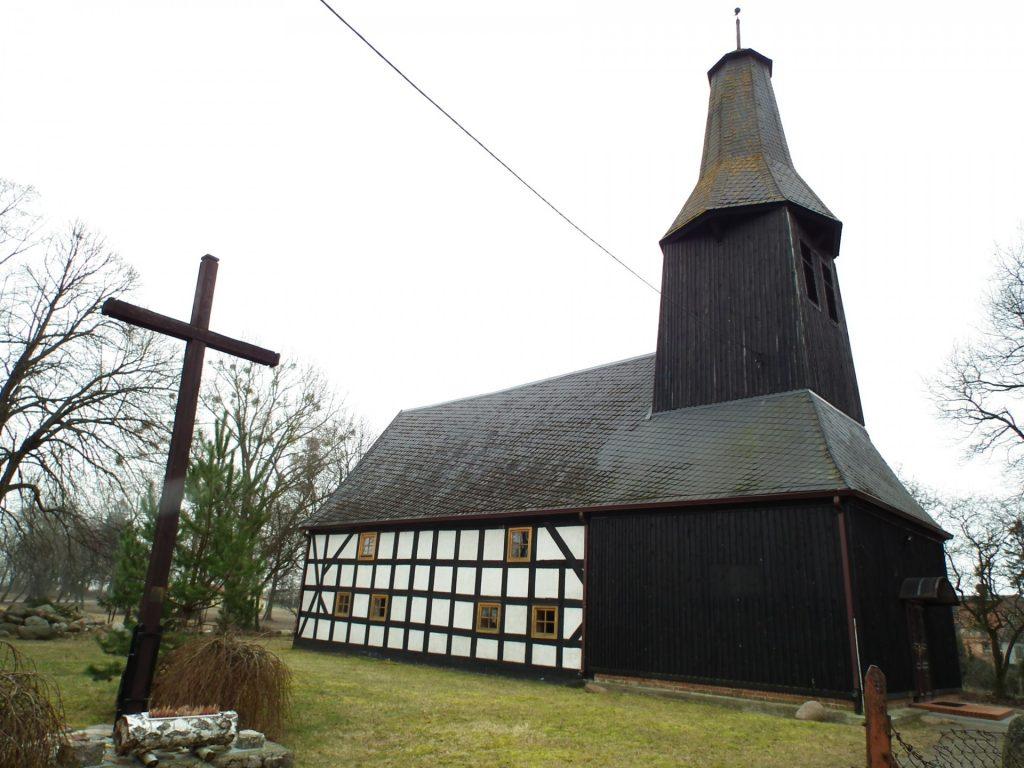 Krzemieniewo. Kościół pw. Chrystusa Króla Wszechświata 1