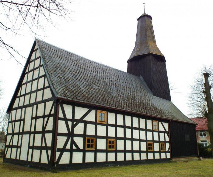Krzemieniewo. Kościół pw. Chrystusa Króla Wszechświata 2