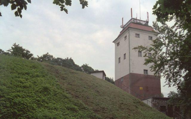 Lębork, Wieża ciśnień z wieloma funkcjami