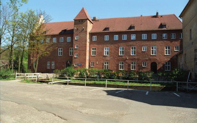 Lębork, Zamek Krzyżacki. Wiekowa siedziba Sądu w Lęborku