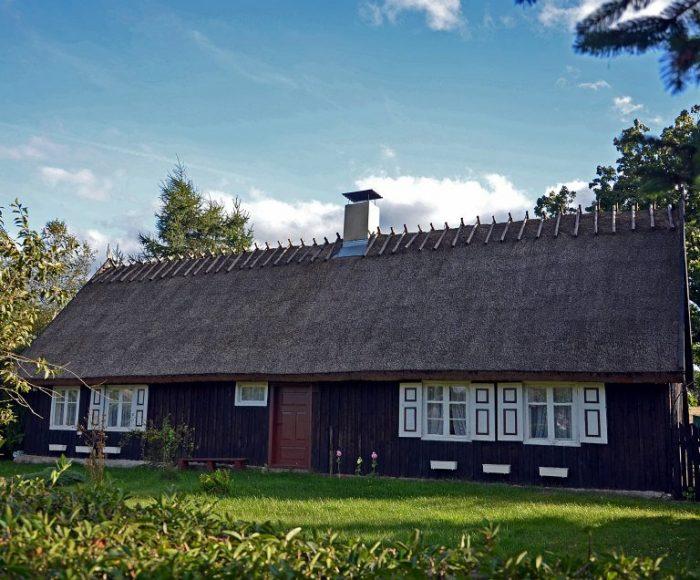 Nierostowo i Parszczenica. Drewniane budynki mieszkalne z połowy XIX i XX wieku 2