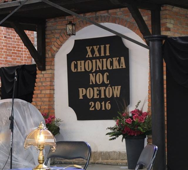 Chojnicka Noc Poetów 1