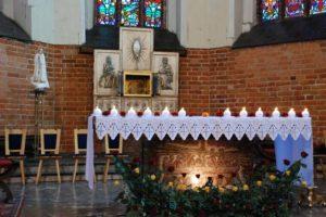 Chojnice. Bazylika pod wezwaniem Ścięcia Świętego Jana Chrzciciela