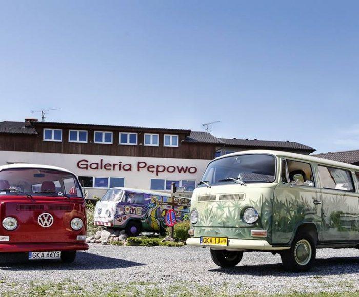 Pępowo, kaszubska wieś z największym w Polsce muzeum Volkswagena