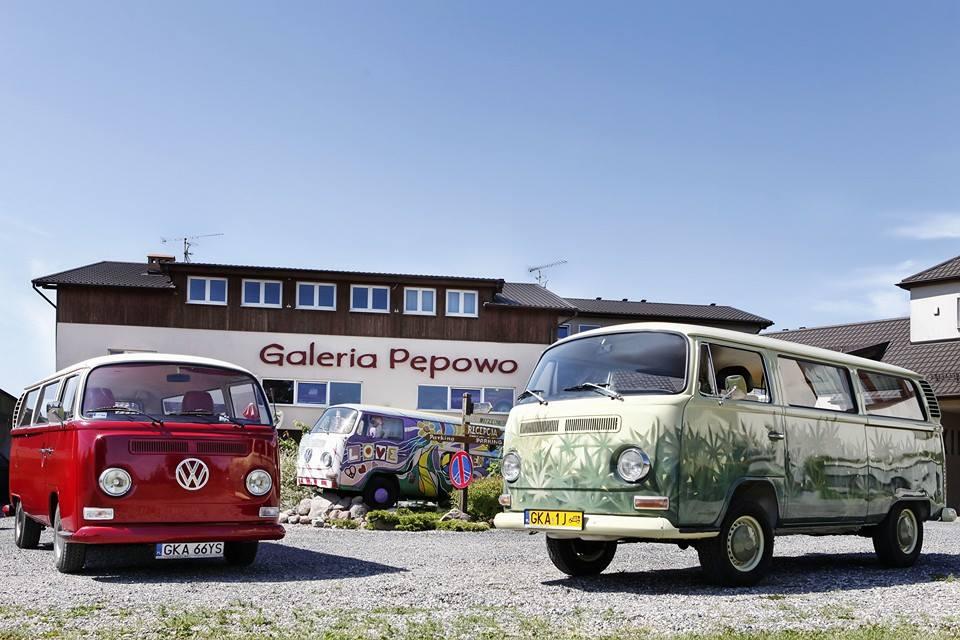 Muzeum Volkswagena w Pępowie Źródło: facebook.com, VW Muzeum Galeria Pępowo