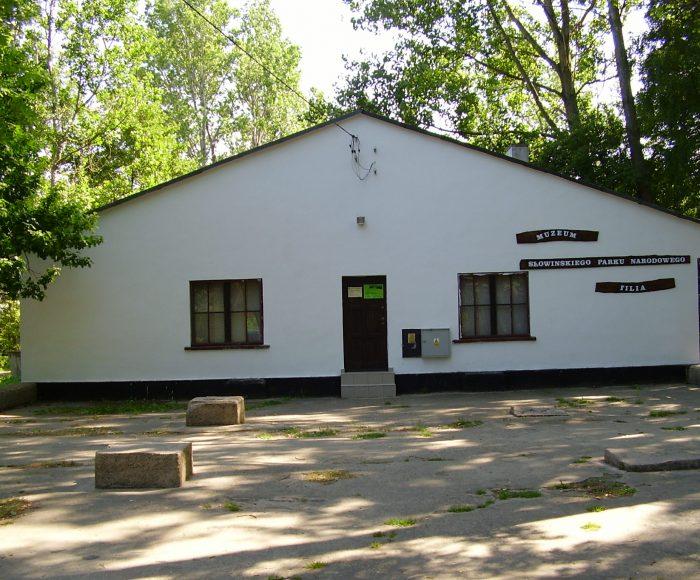 Rąbka, Muzeum Przyrodnicze Słowińskiego Parku Narodowego (filia)