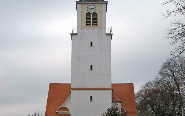 Rytel. Kościół NMP Królowej Różańca Świętego