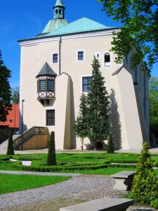 Zamek Książąt Pomorskich w Słupsku, siedziba Muzeum Pomorza Środkowego Źródło: Wikipedia.org Autor: Zenobia Miszewska