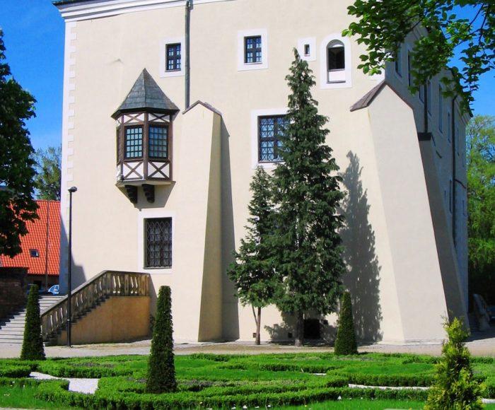 Słupsk. Zamek Książąt Pomorskich, siedziba rodu Gryfitów i Muzeum Pomorza Środkowego