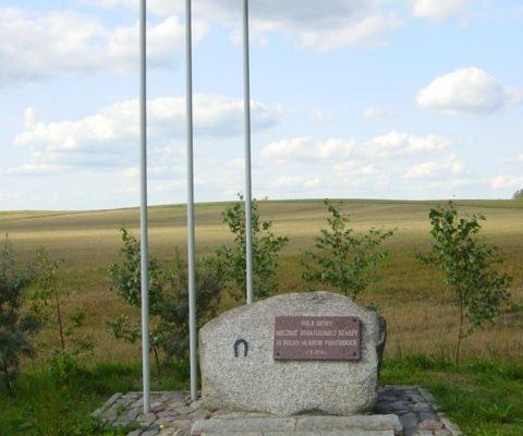 Krojanty. Pomnik szarży pod Krojantami i współczesna inscenizacja 1
