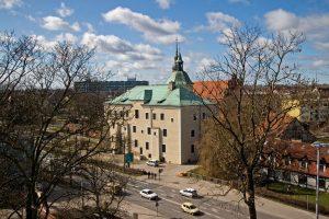 Muzeum Pomorza Środkowego w Słupsku (Zamek Książąt Pomorskich) Źródło Wikipedia.org Autor: Michał Słupczewski