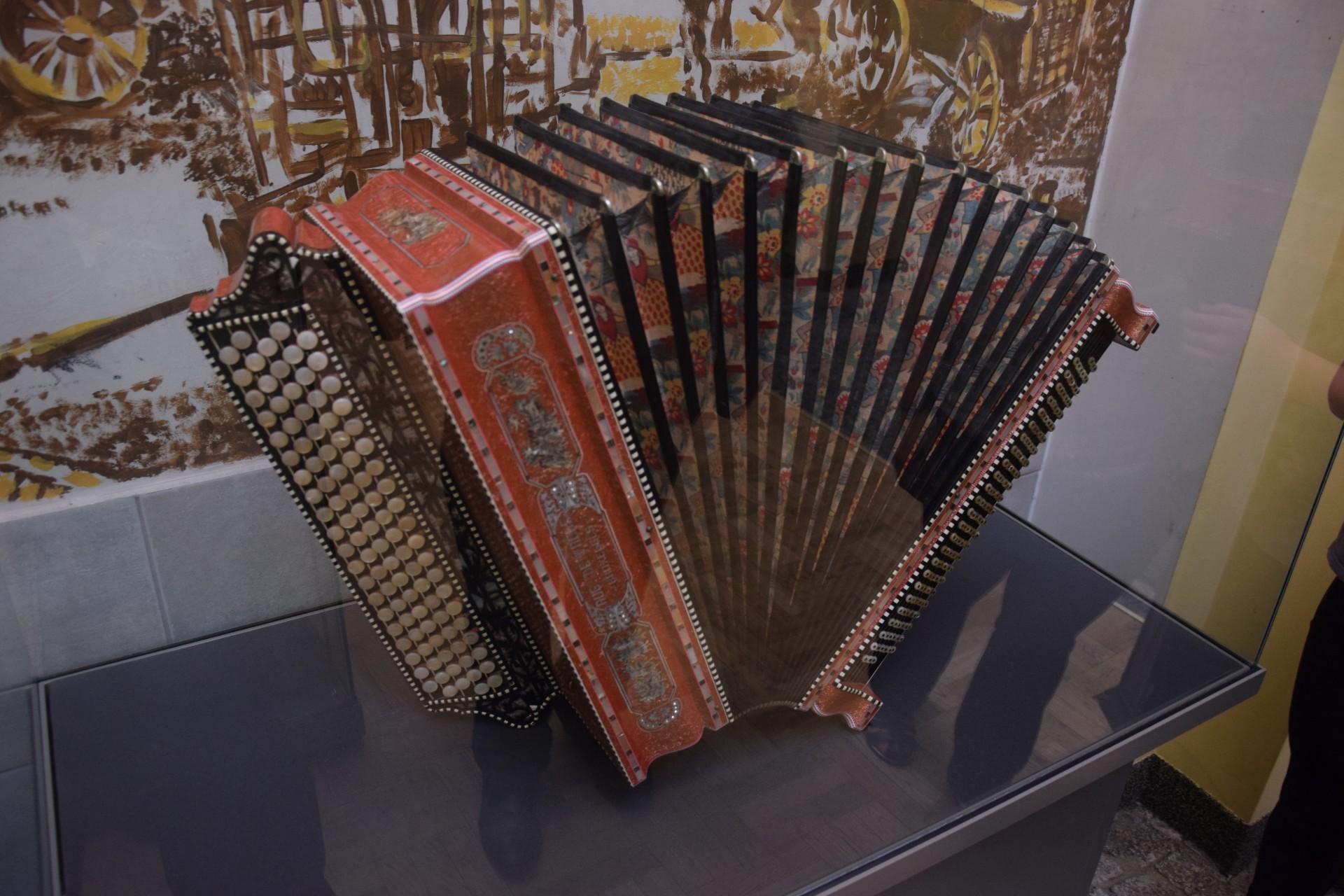 Kościerzyna. Muzeum Akordeonu – kwecz, świnia czy kaloryfer? 2