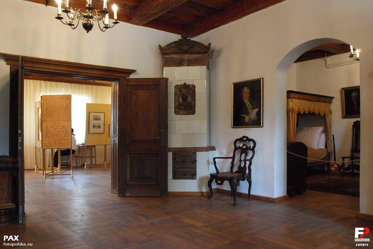 Będomin. Muzeum Hymnu Narodowego i dom rodzinny Józefa Wybickiego 2