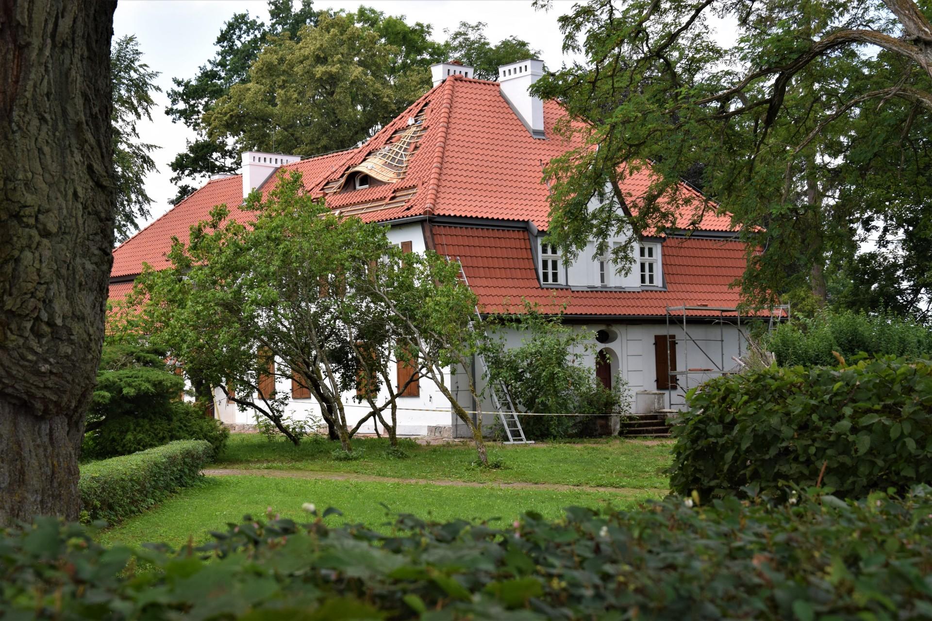 Będomin. Muzeum Hymnu Narodowego i dom rodzinny Józefa Wybickiego 4