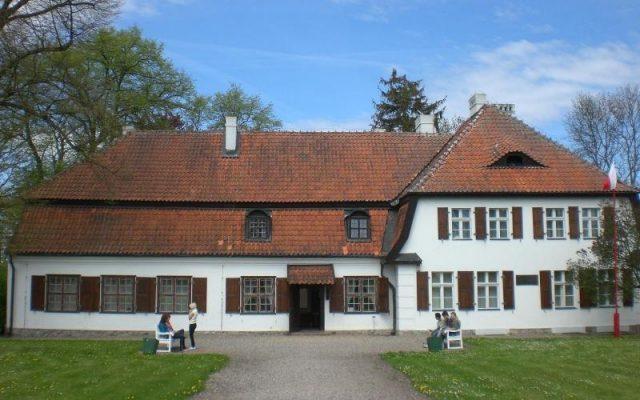 Będomin. Muzeum Hymnu Narodowego i dom rodzinny Józefa Wybickiego 1