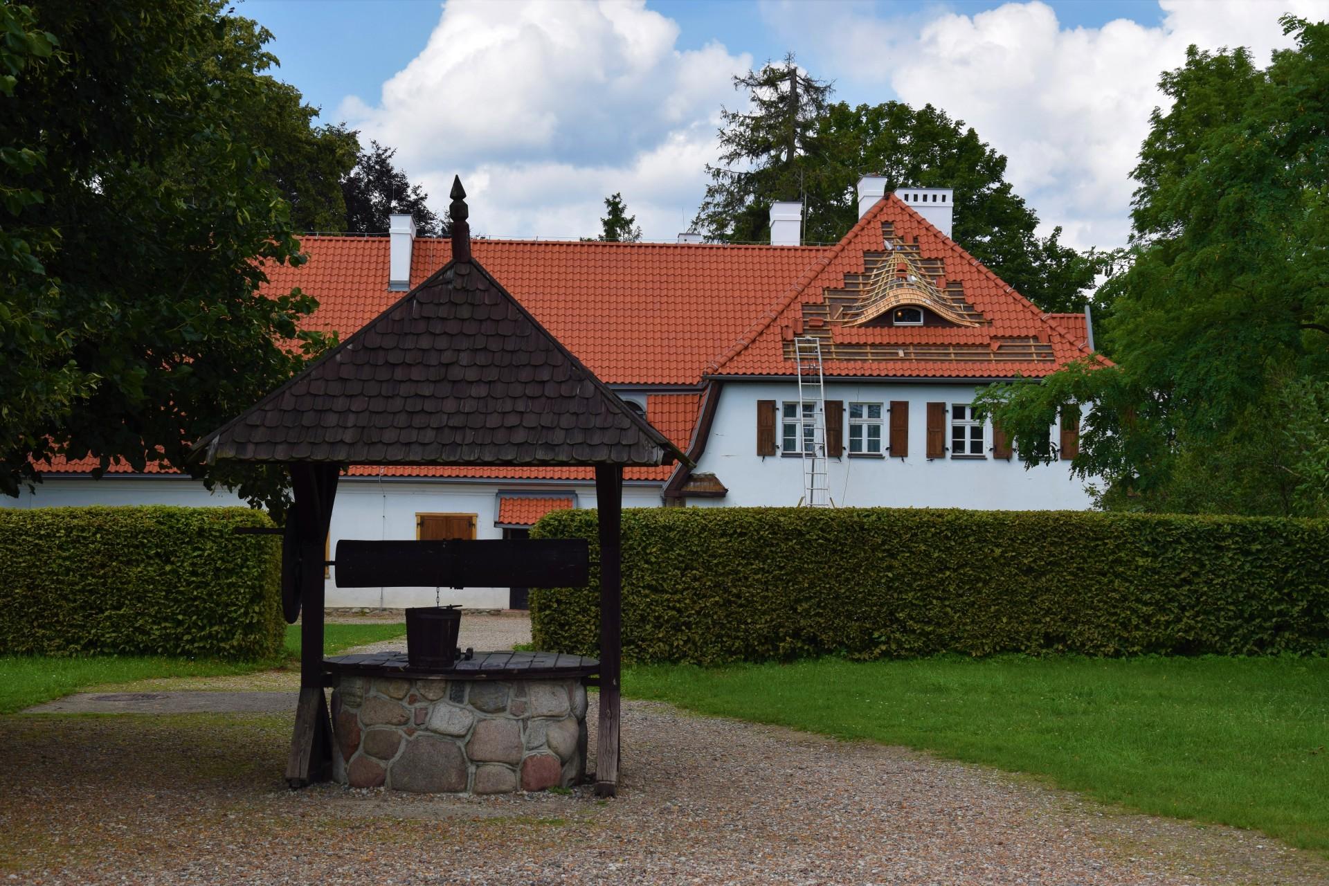 Będomin. Muzeum Hymnu Narodowego i dom rodzinny Józefa Wybickiego 9