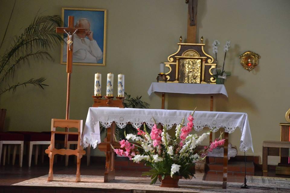 Brusy. Neoromański kościół pod wezwaniem Wszystkich Świętych