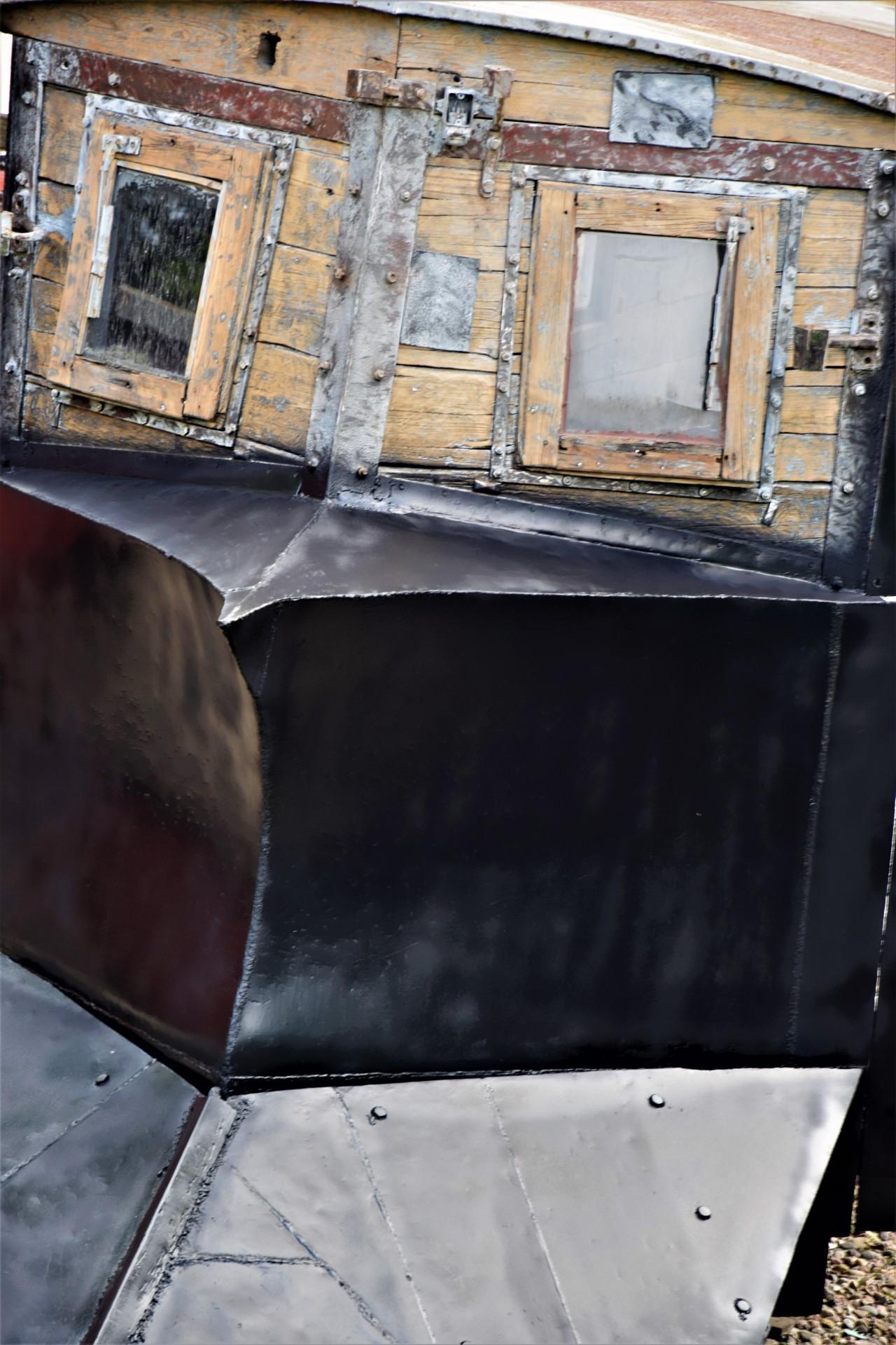 Kościerzyna. Muzeum Kolejnictwa. Para – buch! Koła – w ruch! 12