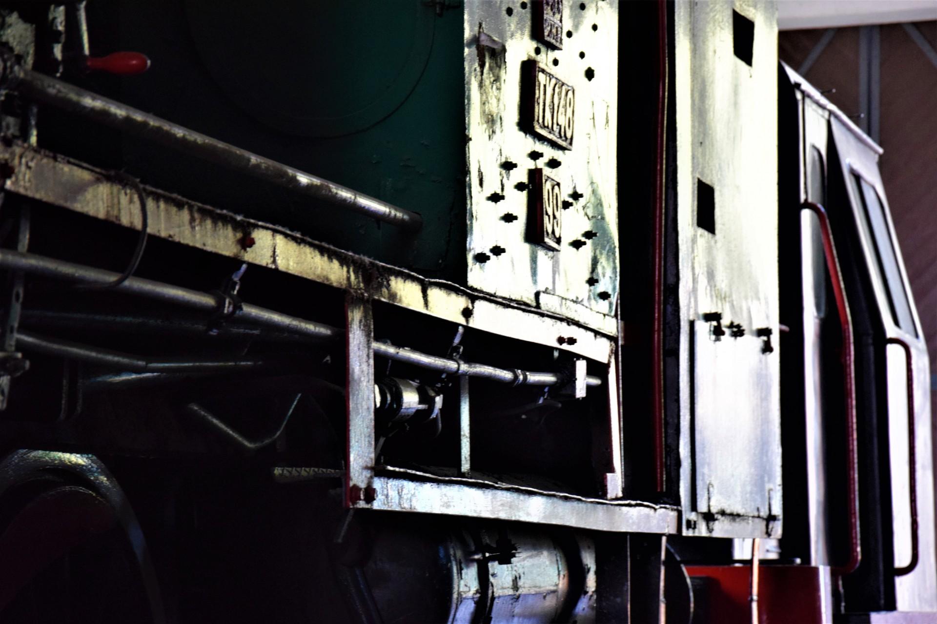 Kościerzyna. Muzeum Kolejnictwa. Para – buch! Koła – w ruch! 15