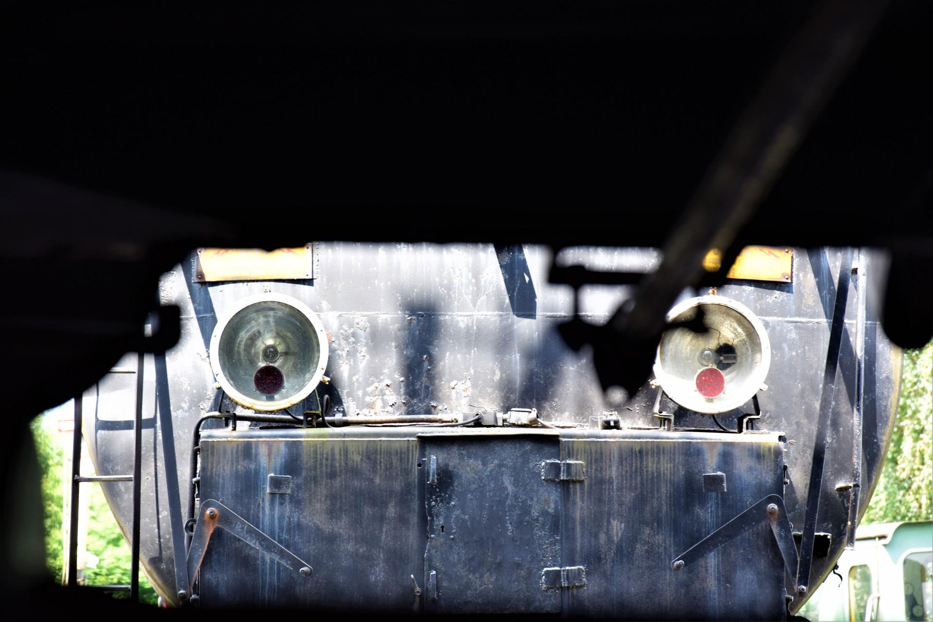 Kościerzyna. Muzeum Kolejnictwa. Para – buch! Koła – w ruch! 16