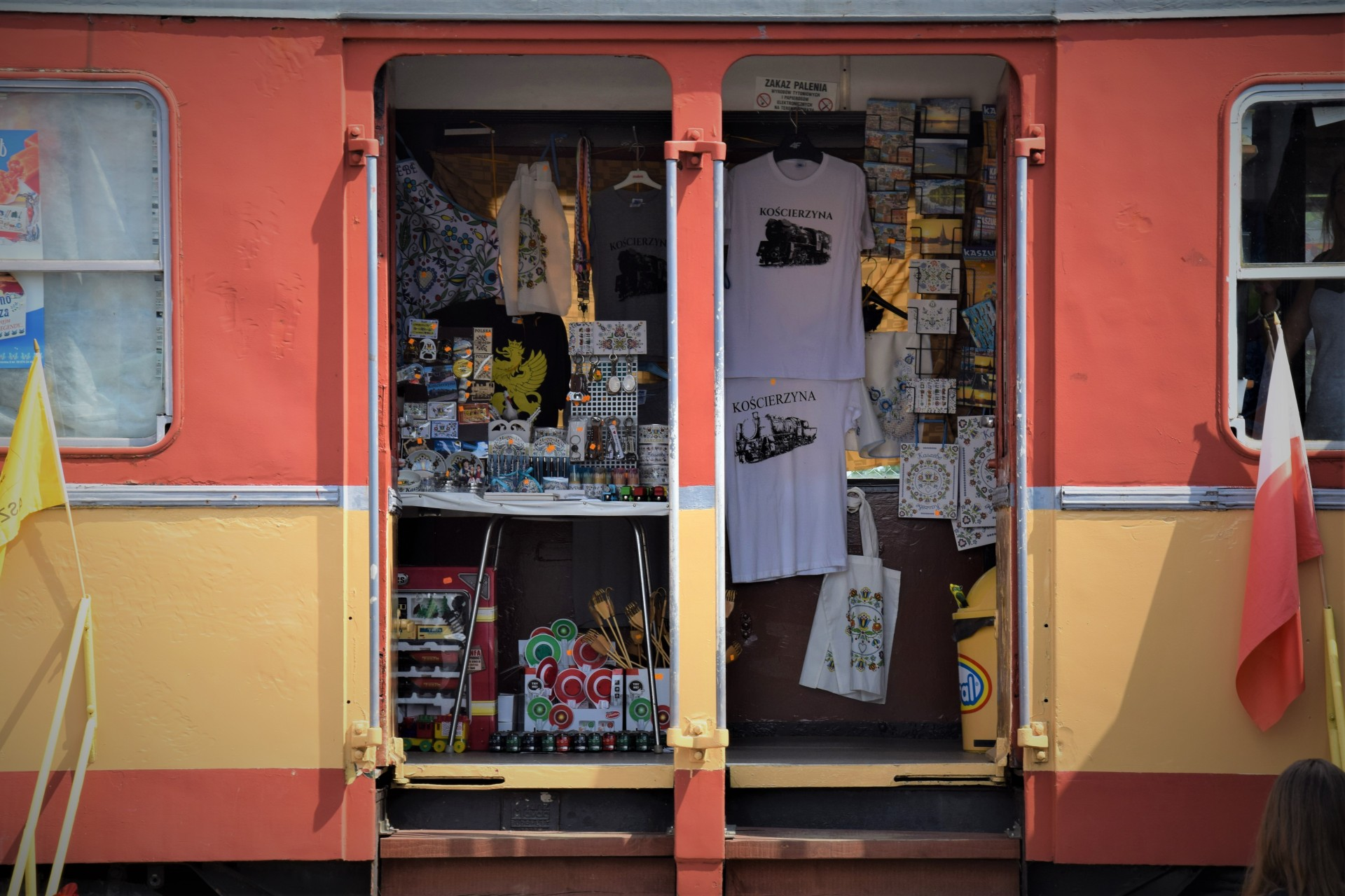 Kościerzyna. Muzeum Kolejnictwa. Para – buch! Koła – w ruch! 2