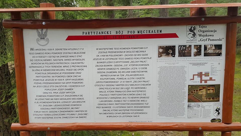 Chojnice i okolice, Męcikał, źródło: facebook.com