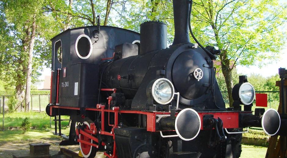 Kościerzyna. Muzeum Kolejnictwa. Para – buch! Koła – w ruch!