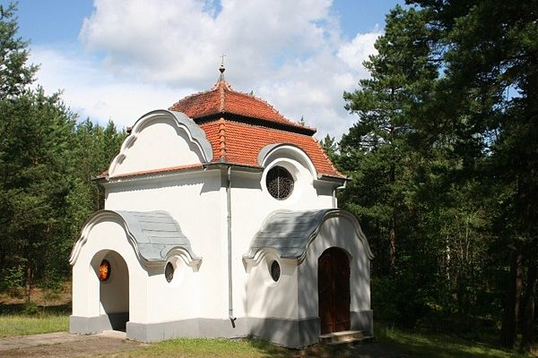 Wiele. Kalwaria Wielewska, duchowe centrum Kaszubów Ziemi Zaborskiej