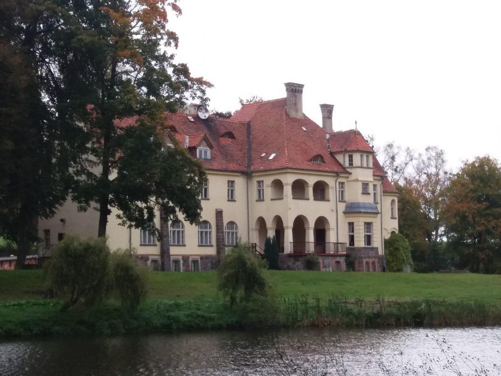 Fot.: Sławutówko, Pałac Below, autor: Zuzanna Musik