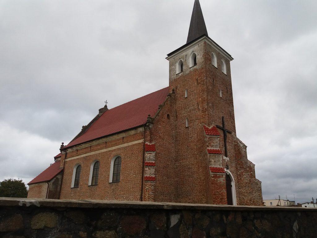 Fot.: Starzyno, Kościół, autor: Zuzanna Musik