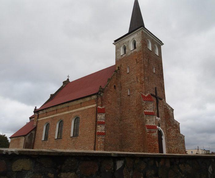 Starzyno, Kościół pw. św. Michała Archanioła