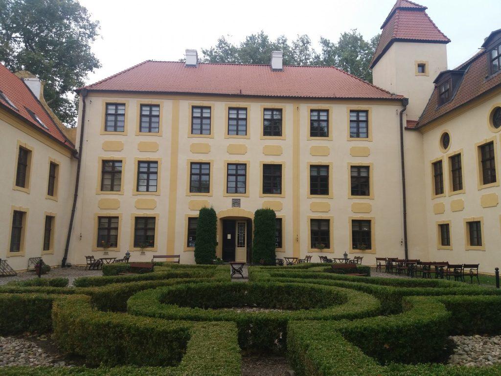 Fot.: Krokowa, Zamek, autor: Zuzanna Musik