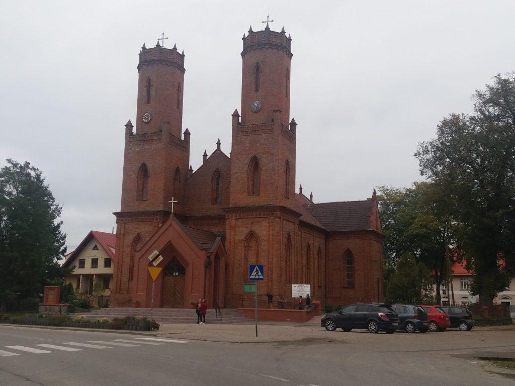 Fot.: Krokowa, Kościół, autor: Zuzanna Musik